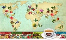 Celestial Seasonings tea_map