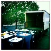 bins w truck