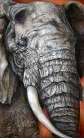 elephant art image