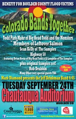 colorado bands together